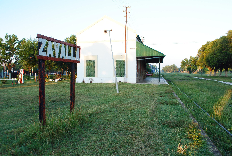 Zavalla - Wikipedia, la enciclopedia libre