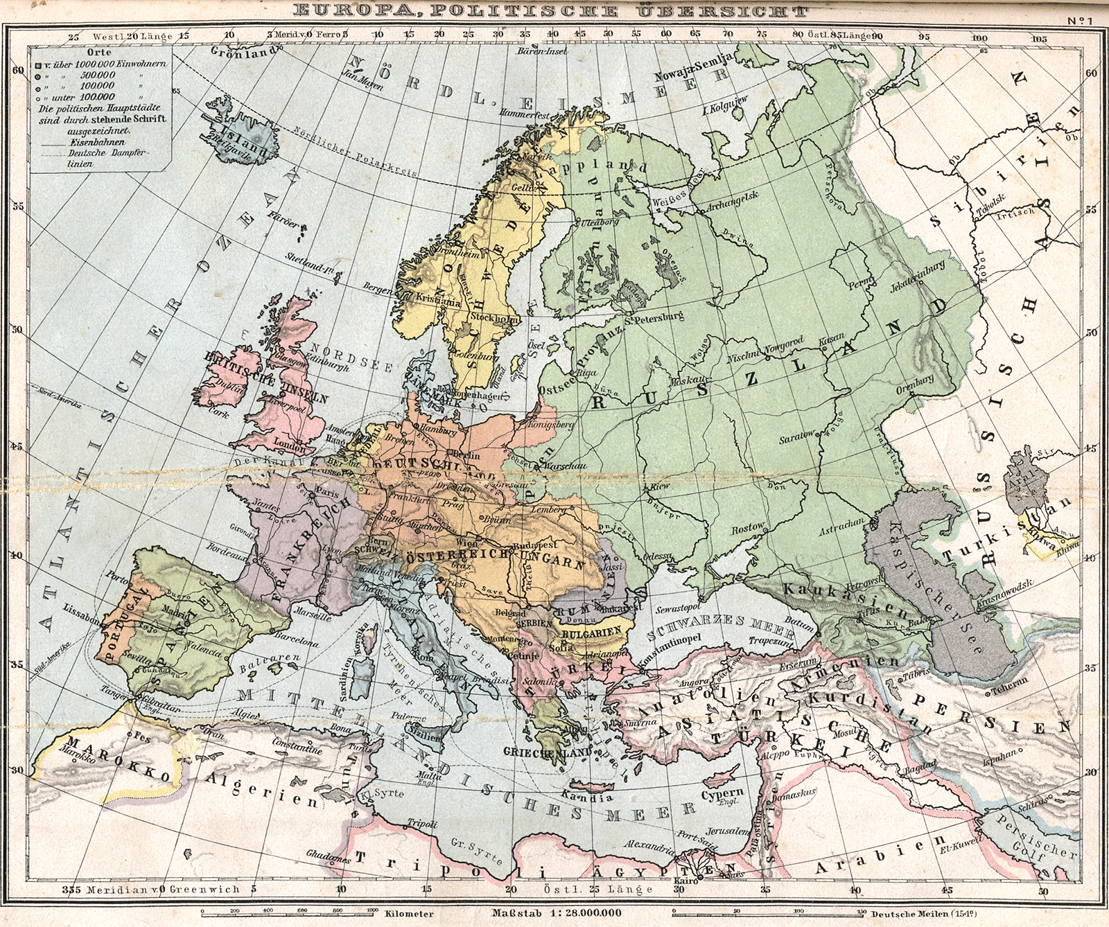 File Europa Politisch 1905 Png Wikimedia Commons