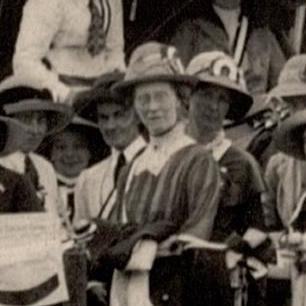 Flora Merrifield British suffragist