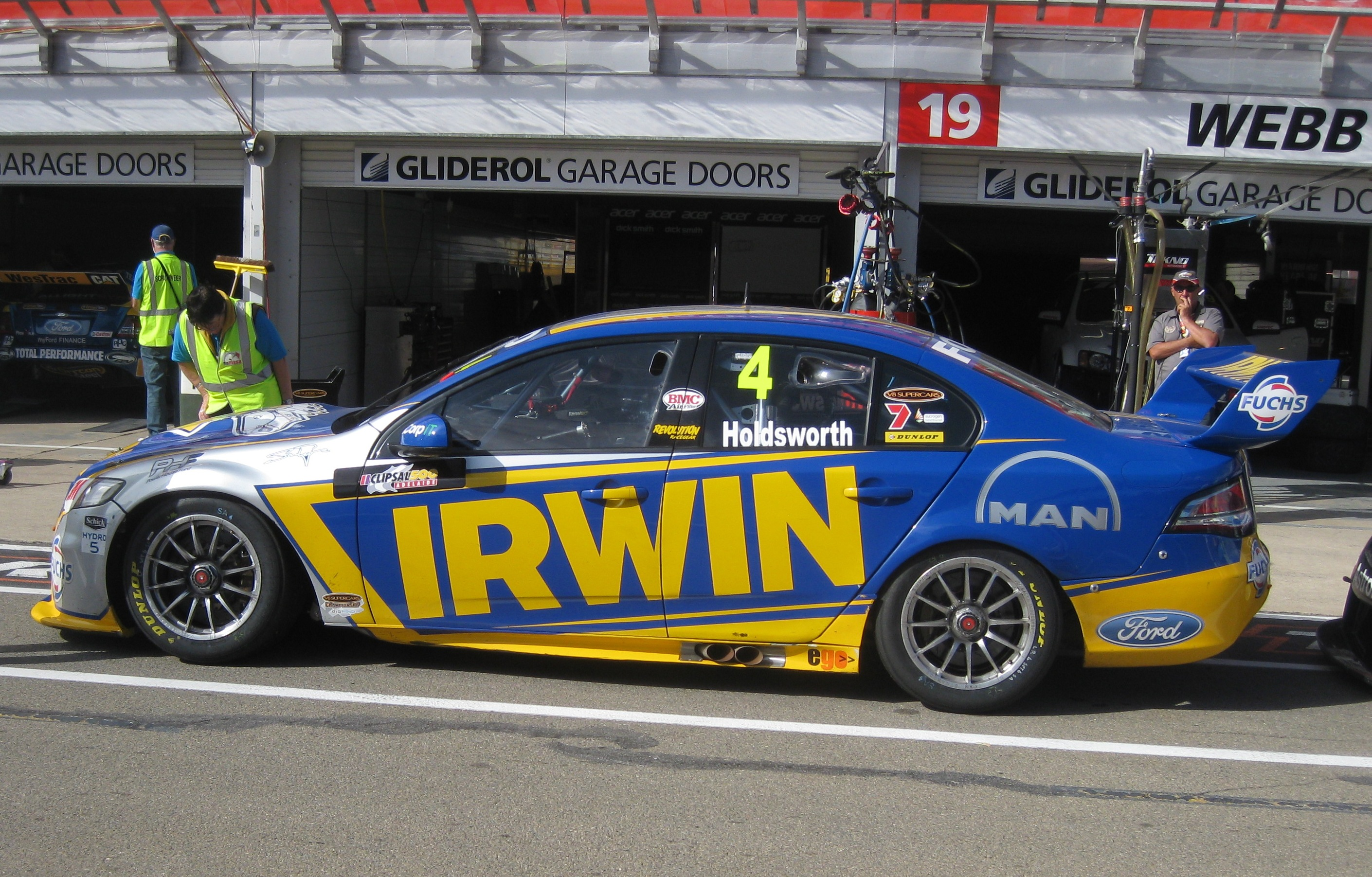 Way Brothers Ford >> File:Ford FG Falcon of Lee Holdsworth 2012.JPG - Wikimedia Commons