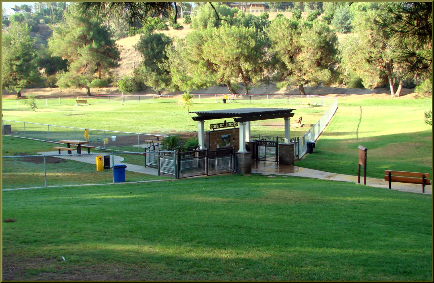 Dog Park Redlands Ca
