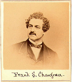 Frank Chanfrau American actor and comedian