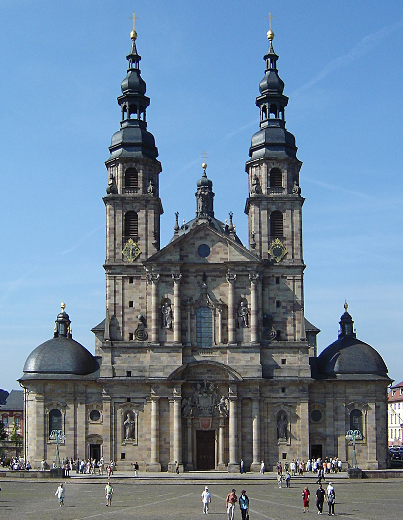 fulda cathedral wikipedia. Black Bedroom Furniture Sets. Home Design Ideas