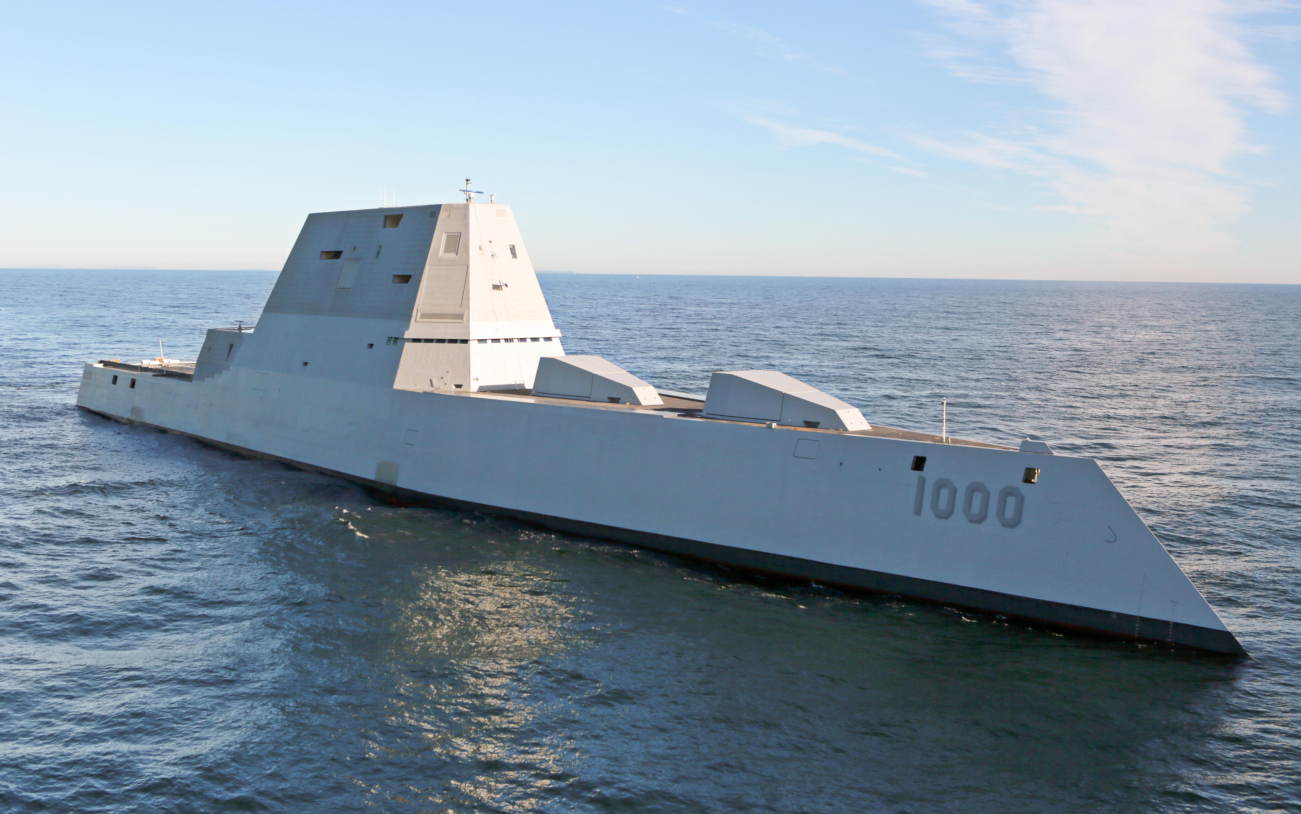 Zumwalt class destroyer Wikipedia