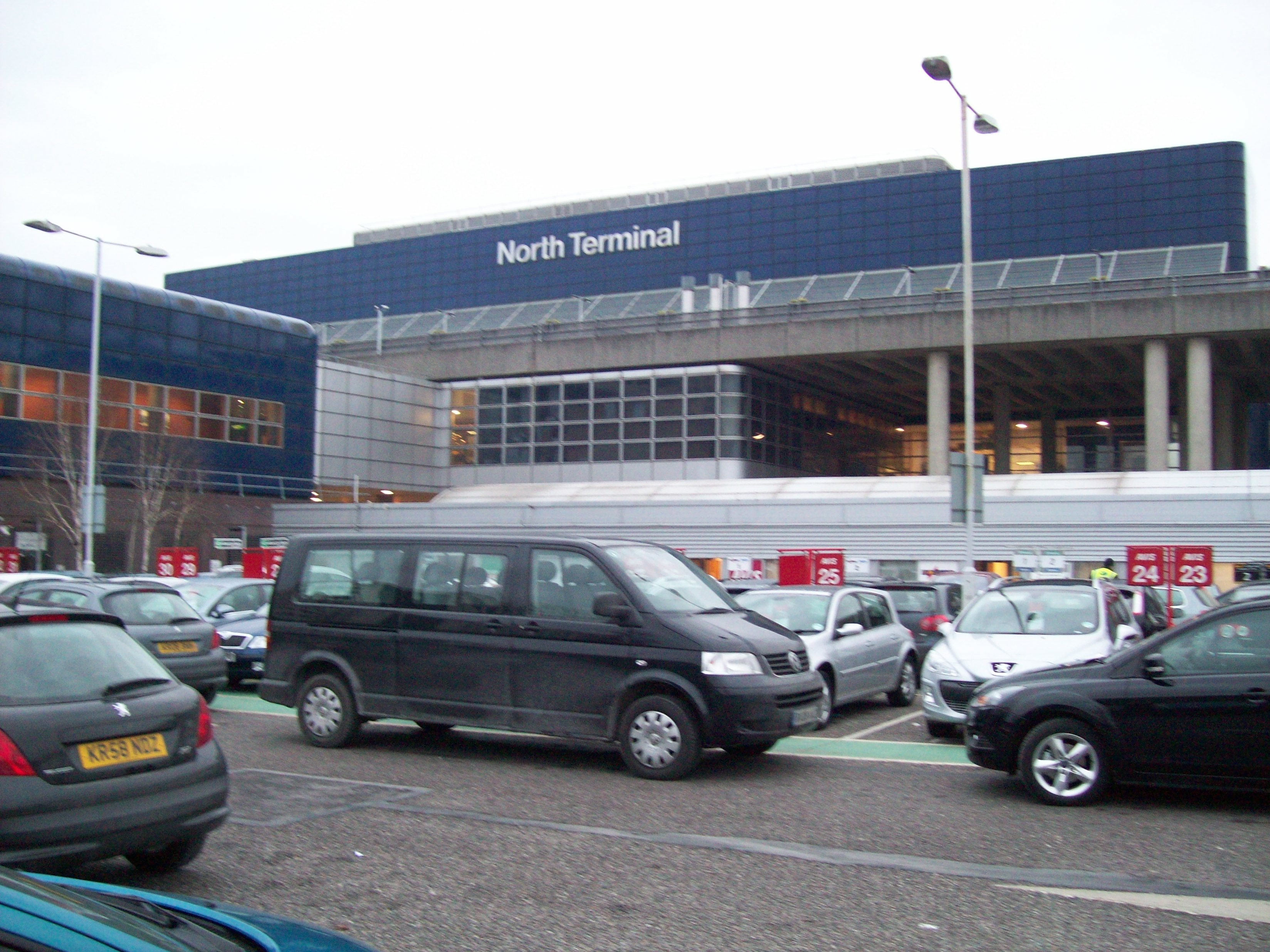 Car Rental Gatwick North Terminal