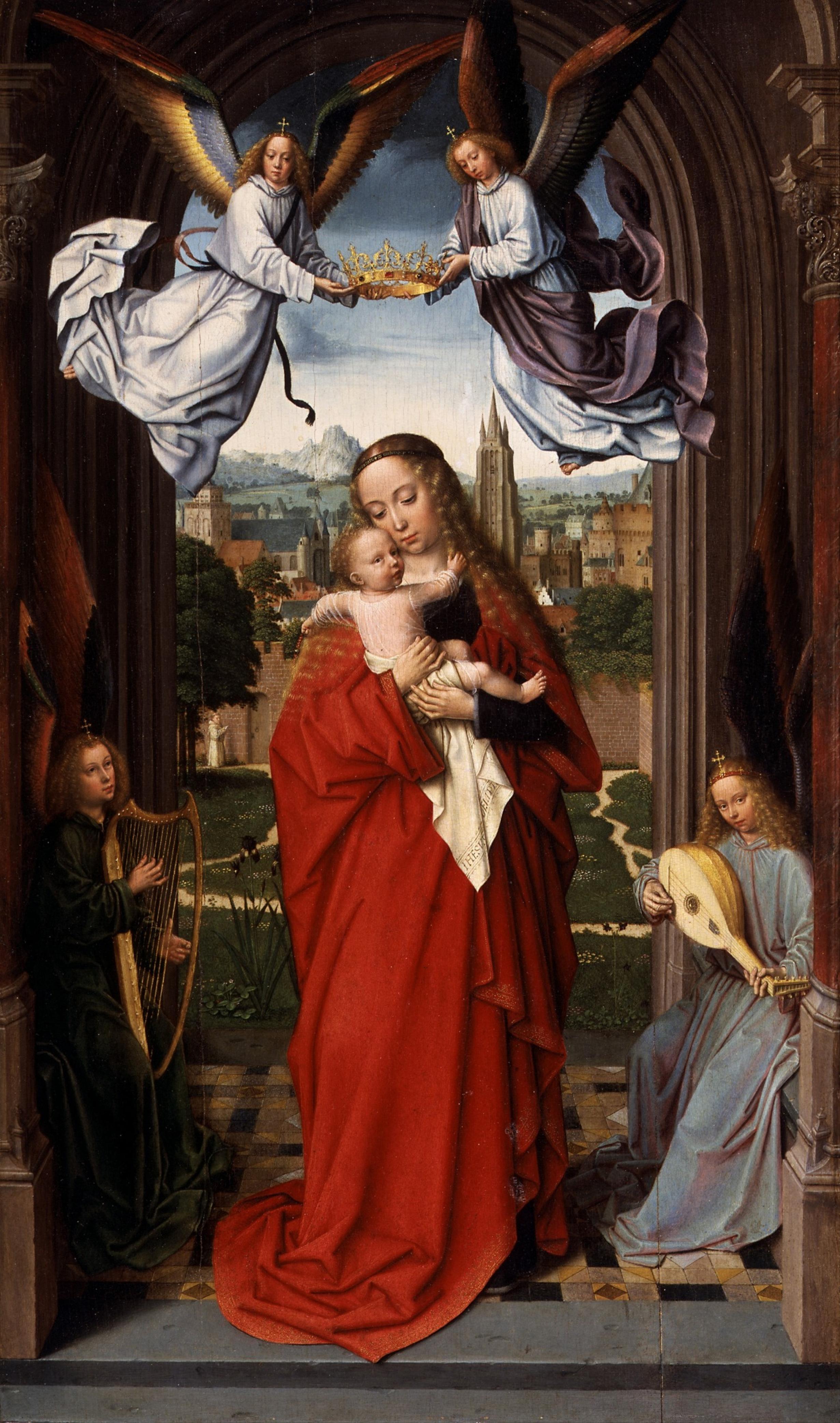 Angel gallery virginity