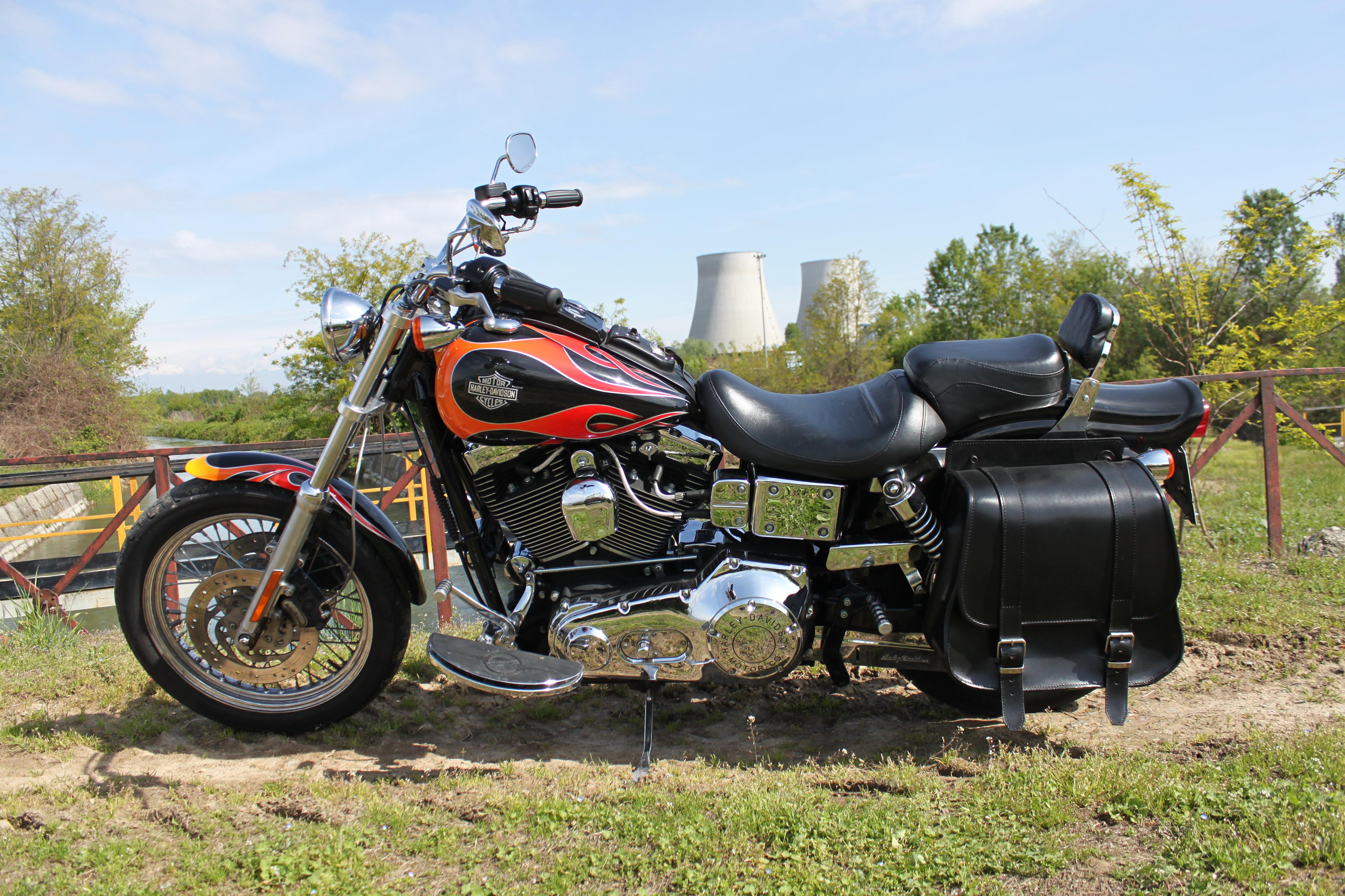 Harley-Davidson Dyna Glide - Wikipedia