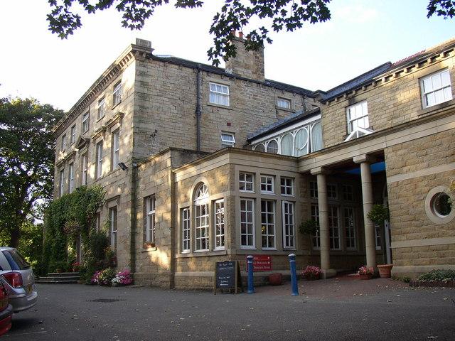 Healds Hall Hotel Liversedge