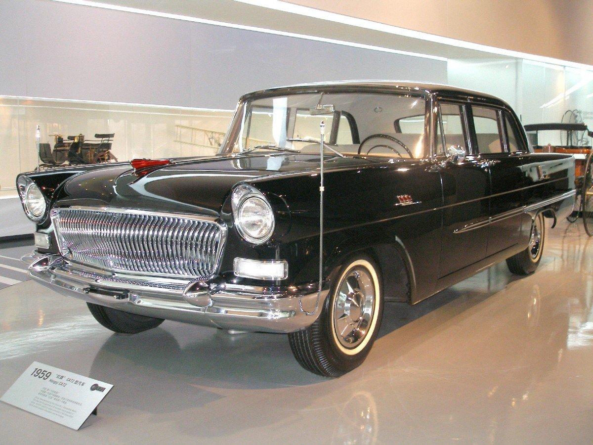 Nissan Luxury Car >> Hongqi – Wikipedia