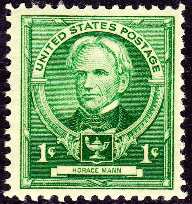 Horace Mann (1796–1859) - Education and Training, Career and Contribution