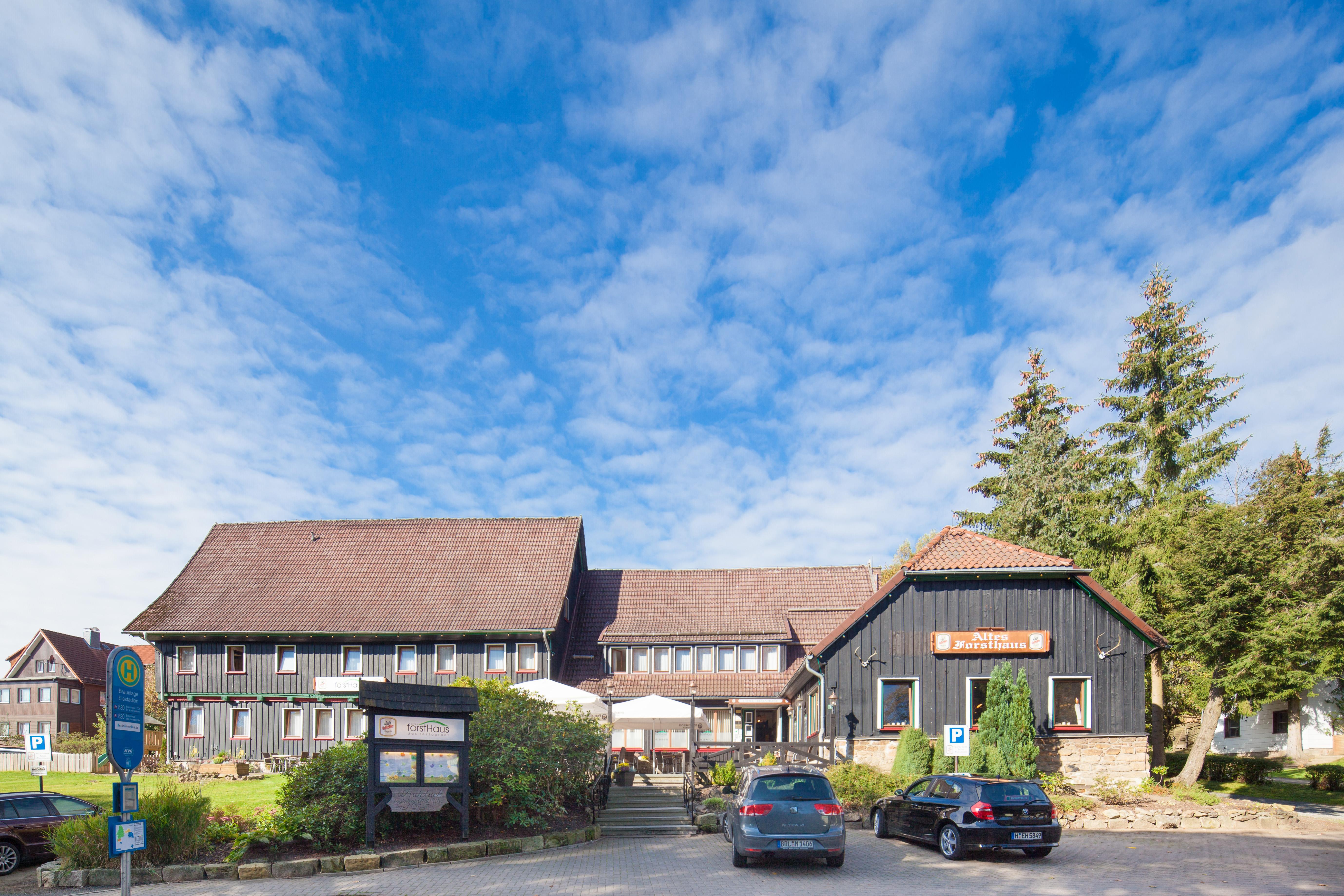 harz hotel altes forsthaus braunlage braunlage