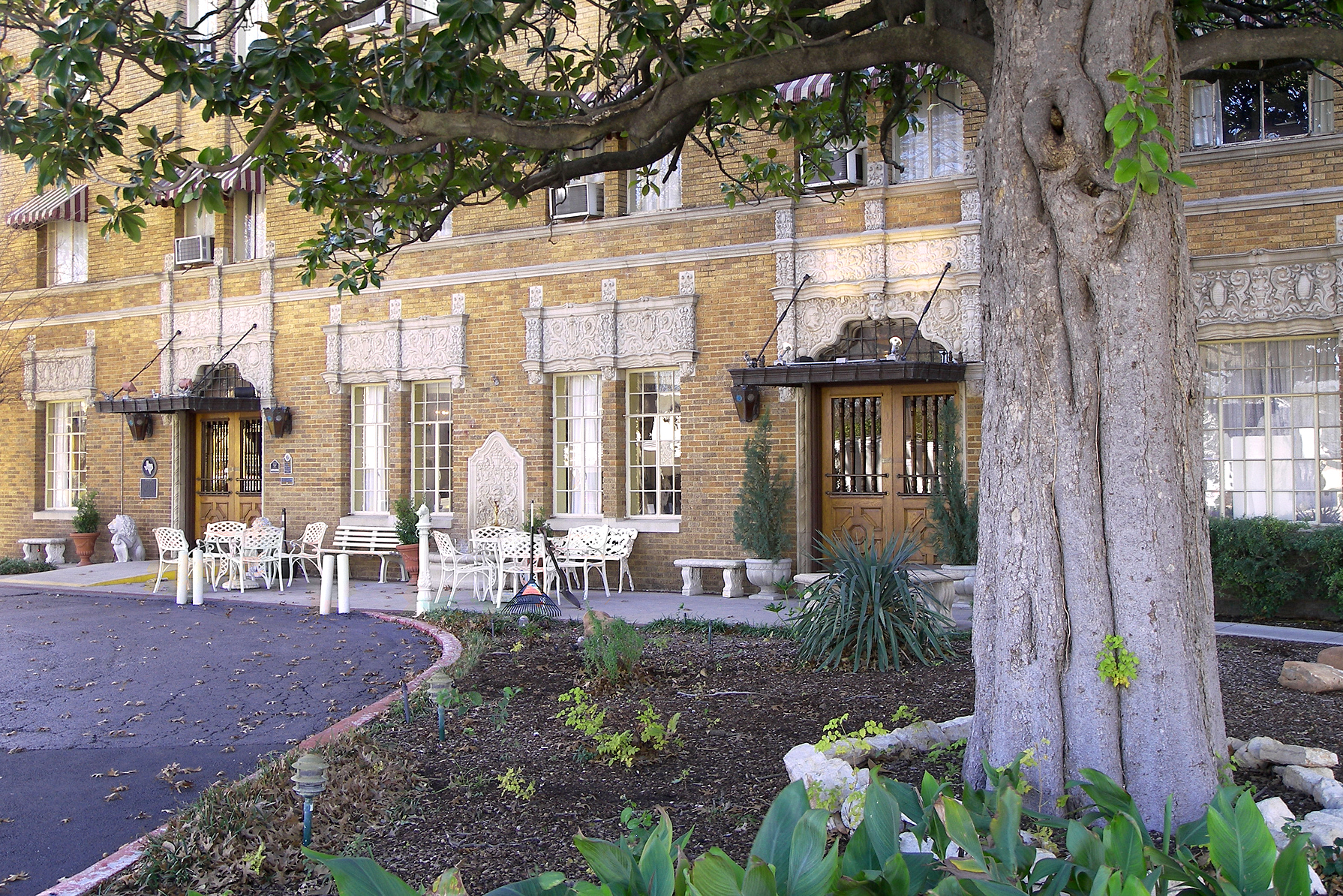 Image result for faust hotel new braunfels