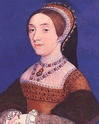 Catherine Howard, Jane Boleyn's cousin-in-law ...
