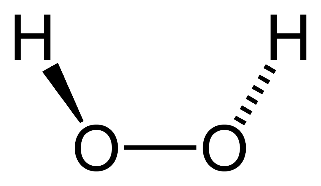 Is Hydrogen Peroxide A Gas At Room Temperature