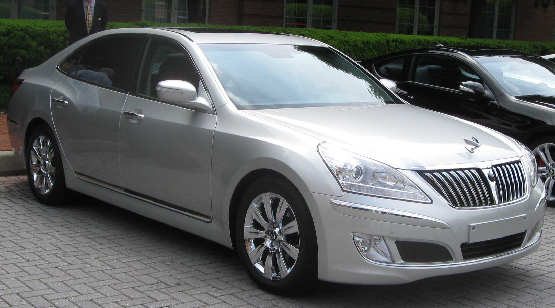 Cars Blog Hyundai Equus