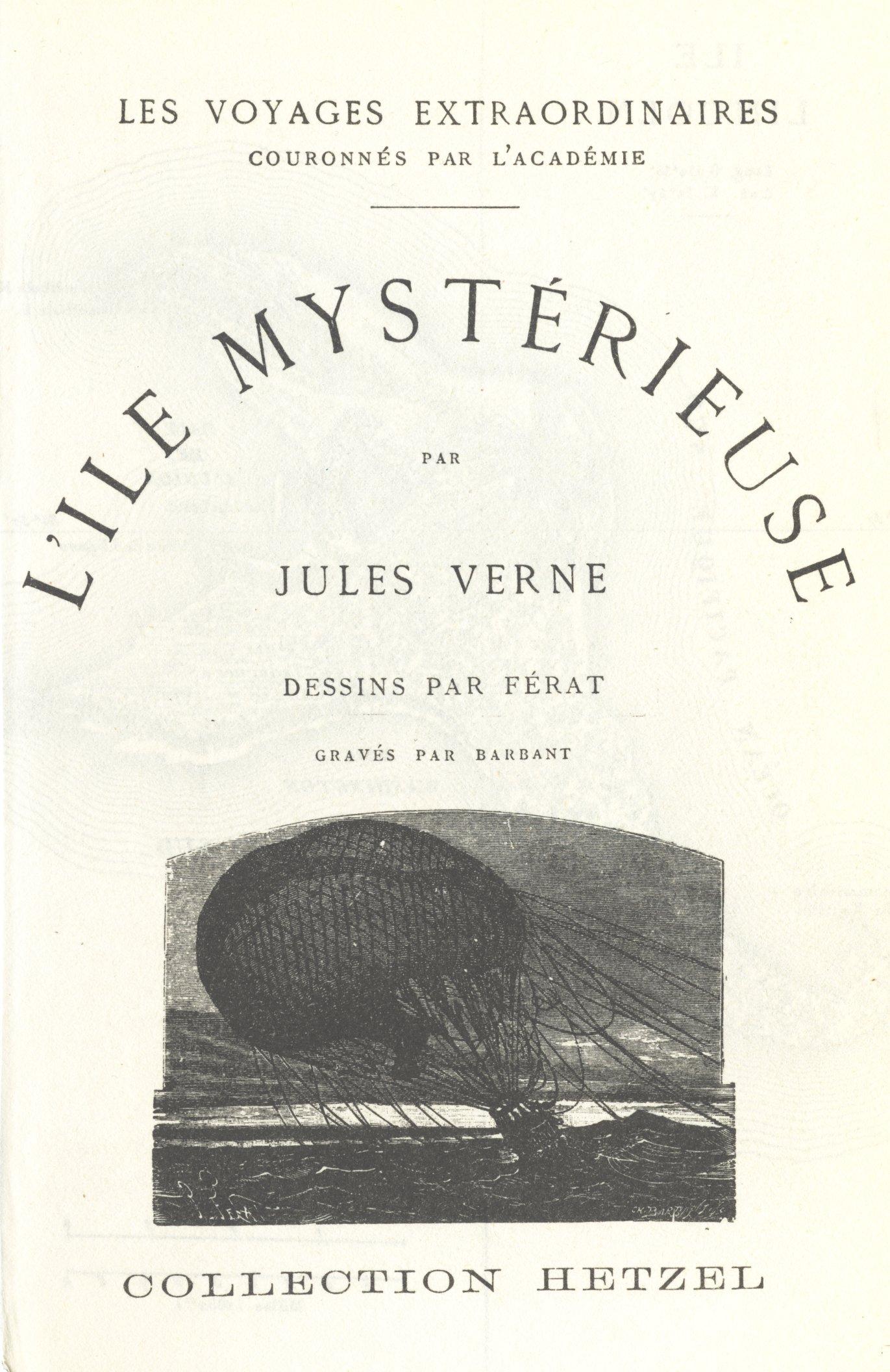 L'Île mystérieuse — Wikipédia