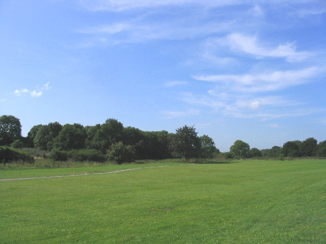 Ingrebourne Valley Green Way ,Hornchurch, Essex - geograph.org.uk - 41798