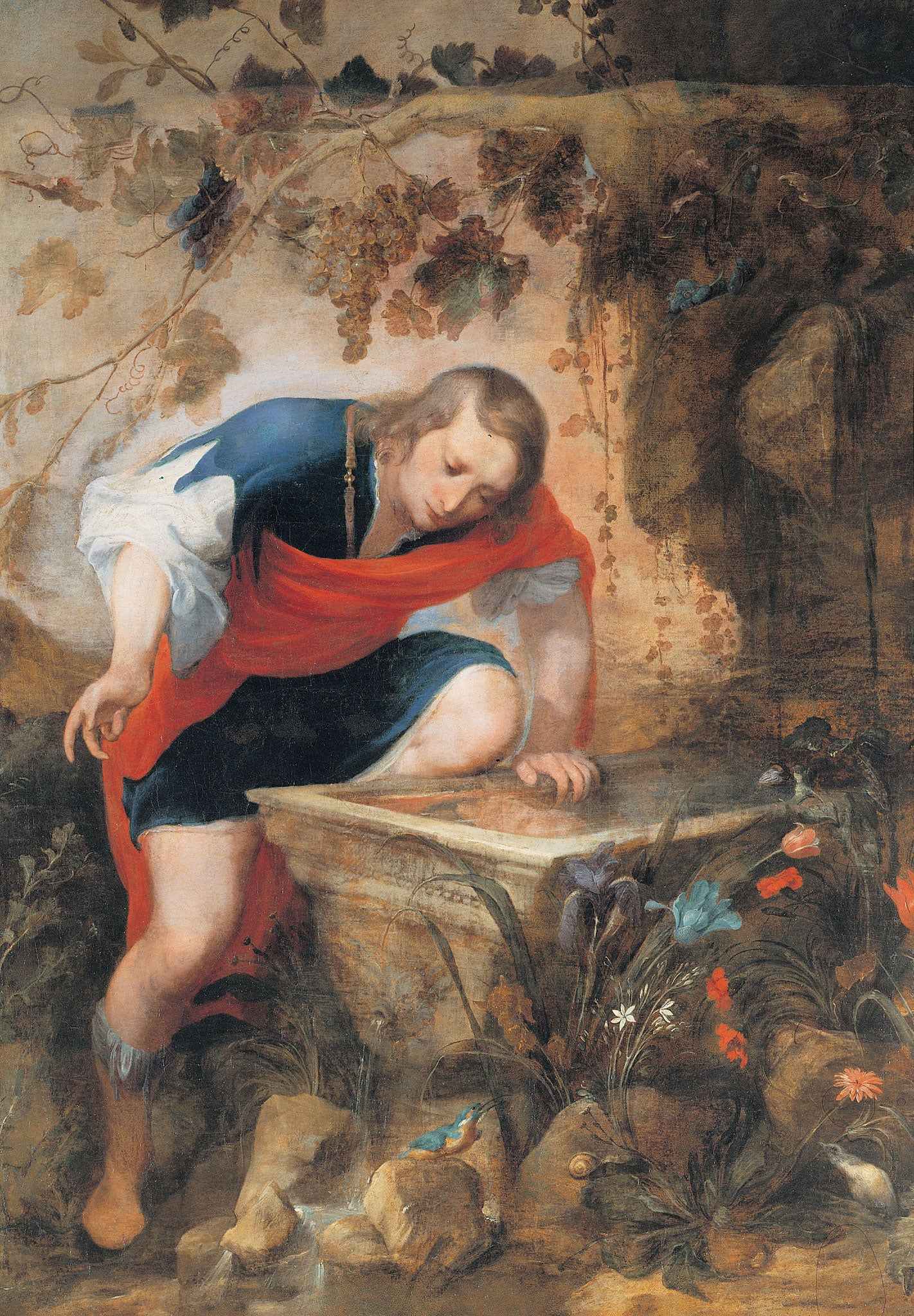 the damage of self love in the myth of narcissus If narcissus were here he'd be busy on instagram  damaging a child's self- esteem, for instance, is often taken to be a crime second only to gross abuse   thus in the original myth, the only voice that narcissus hears is that.