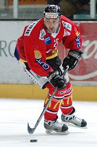 Jesse Bélanger Canadian ice hockey player