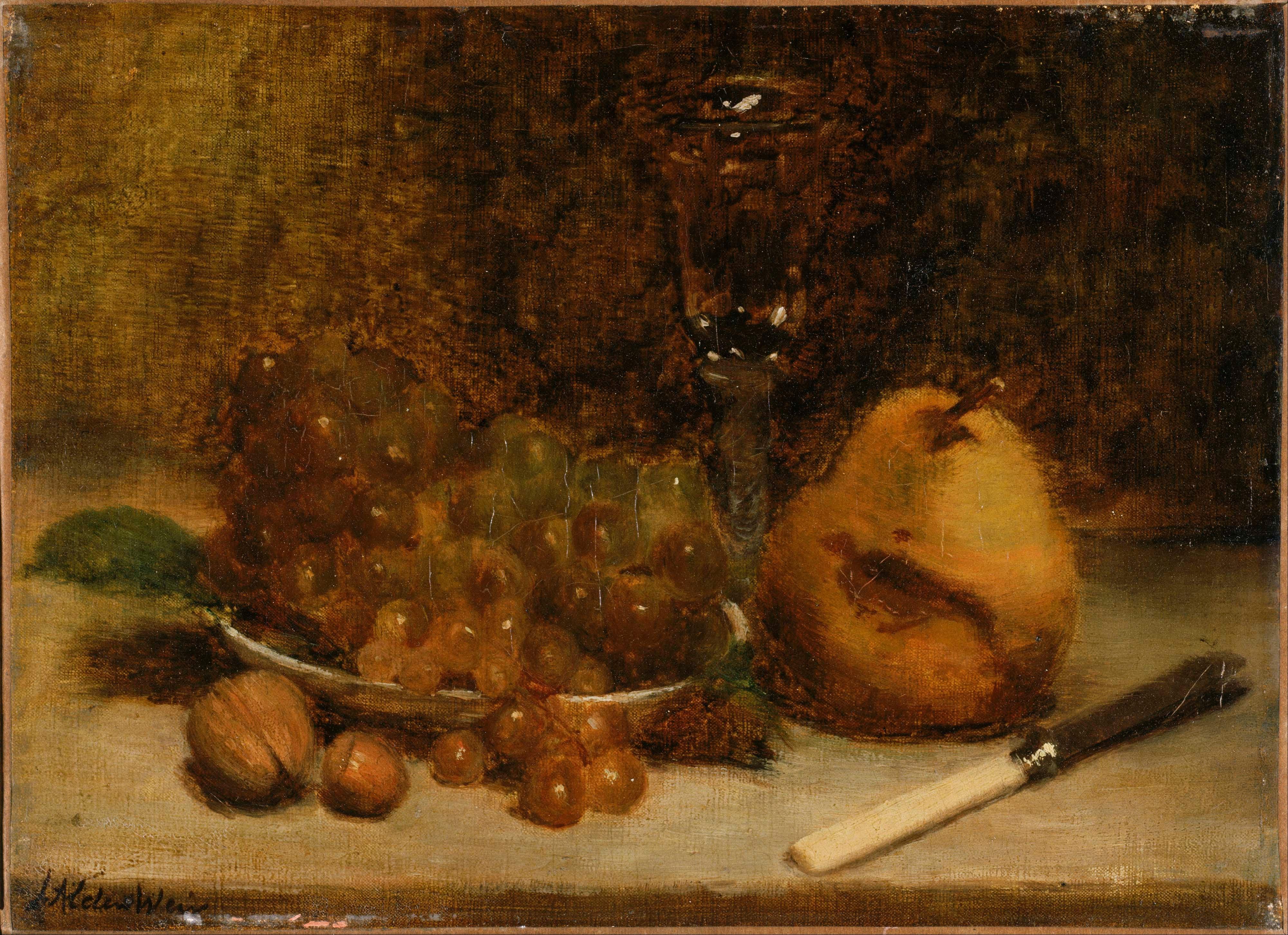 List of works by J Alden Weir  Wikipedia