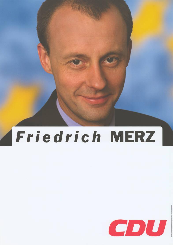 Friedrich Merz Größe