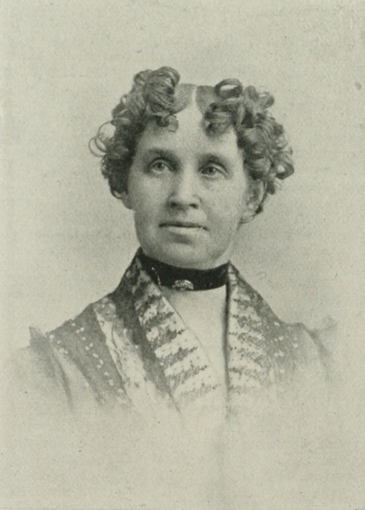 KATE TANNATT WOODS A woman of the century (page 808 crop).jpg