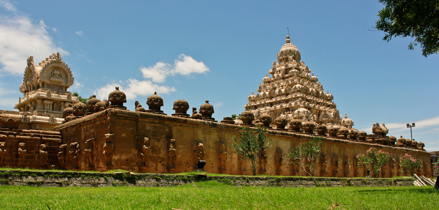 Kanchipuram India  city images : ... Kailasanathar temple is the oldest structure in Kanchipuram, TamilNadu
