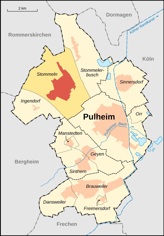 Single pulheim