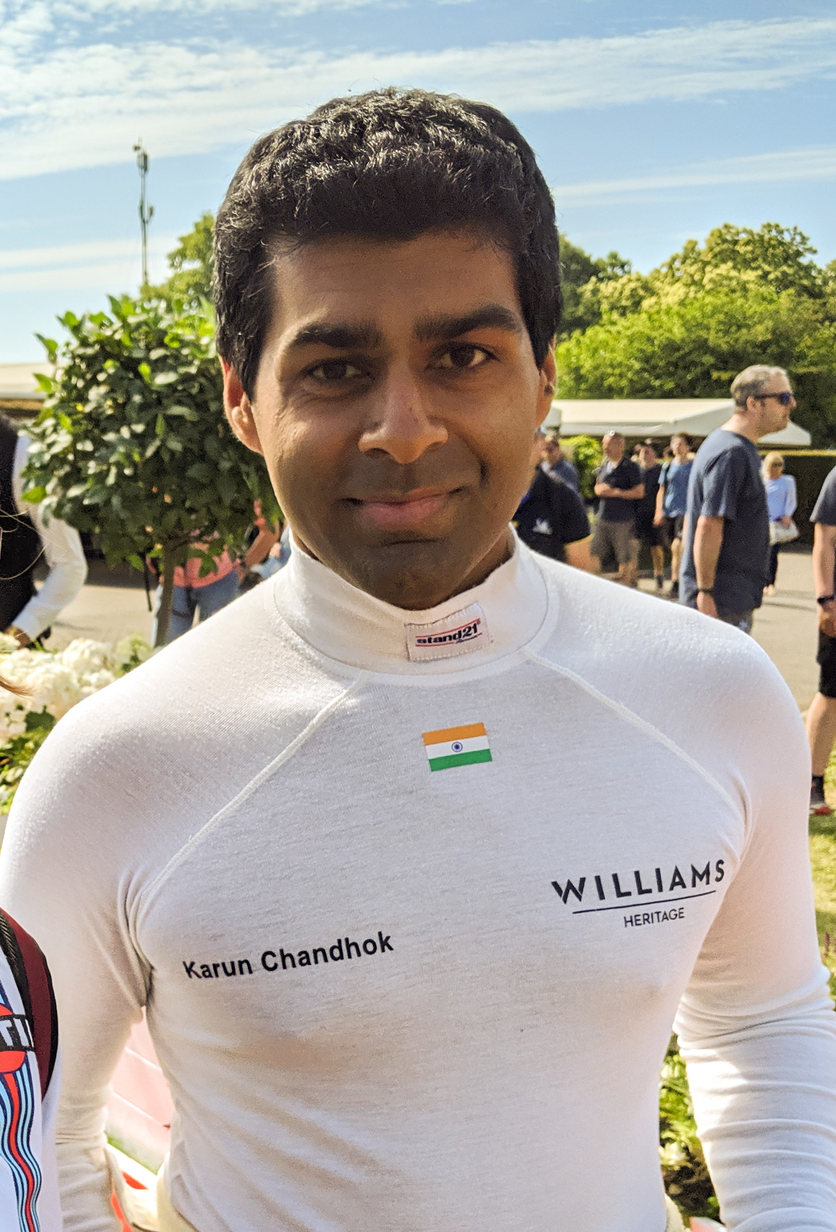 Karun_Chandhok_Goodwood_Festival_of_Spee