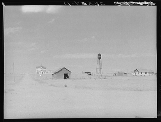 Keota, Colorado Dust Bowl
