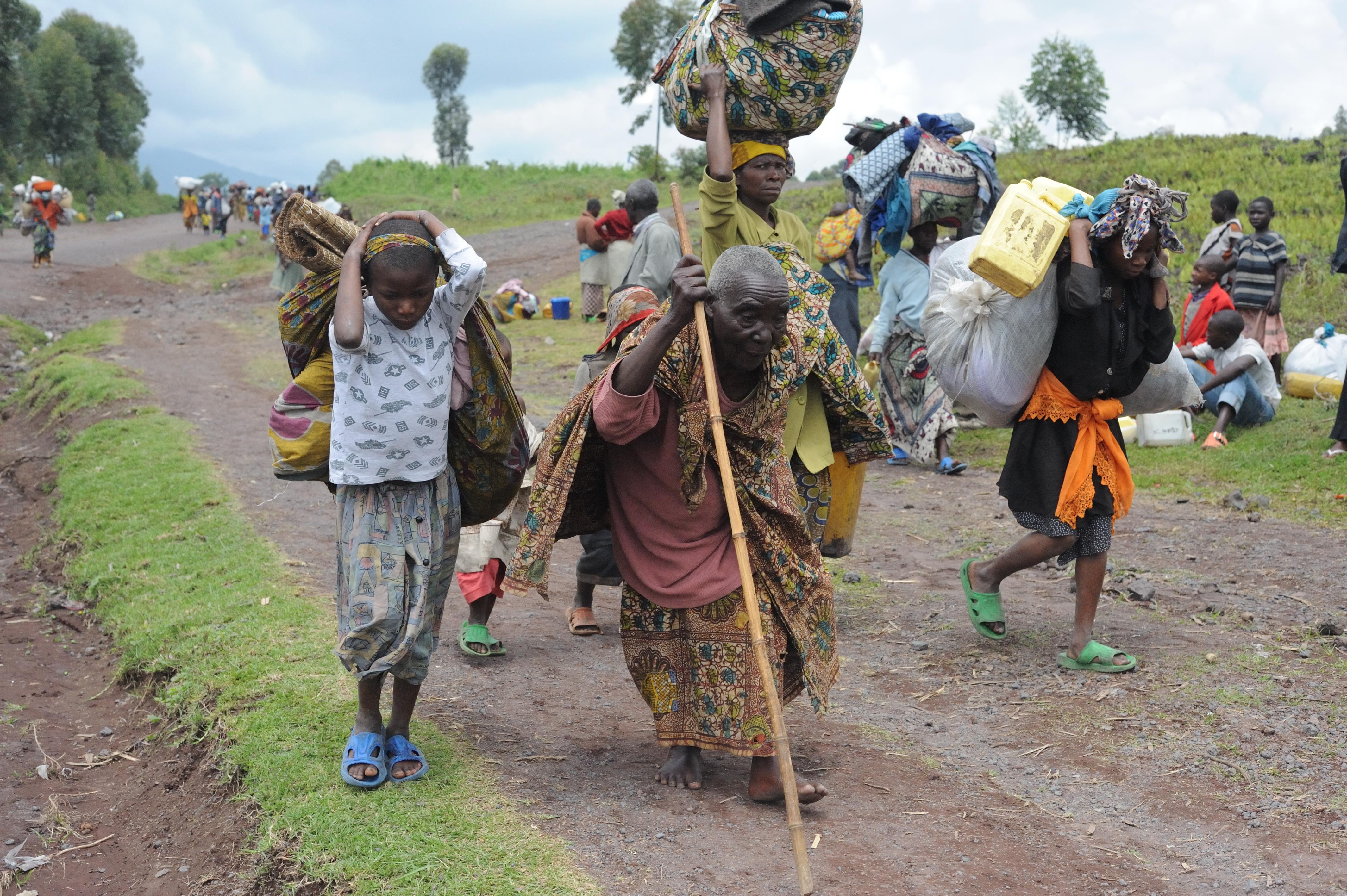 congo and rwanda relationship