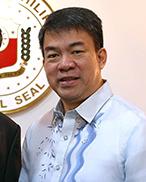Senator Koko Pimentel, the leader of PDP–Laban and the Coalition for Change