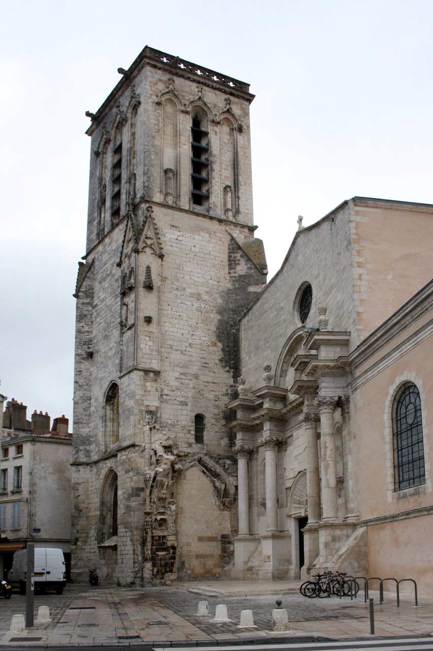 glise saint sauveur de la rochelle wikip dia. Black Bedroom Furniture Sets. Home Design Ideas