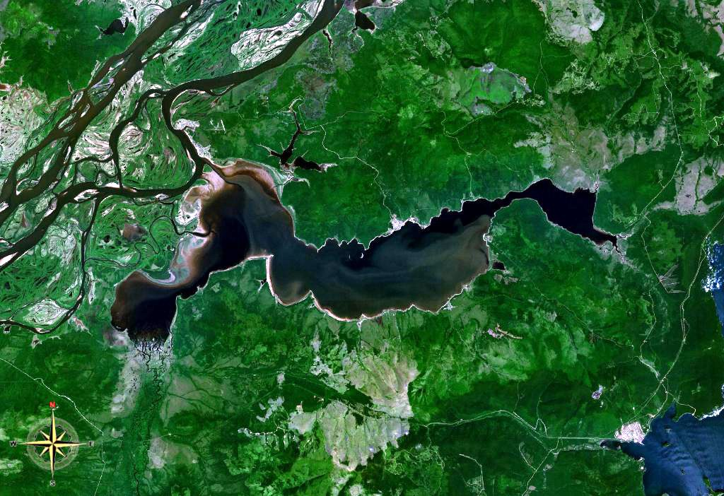 Lake Kizi - Wikipedia