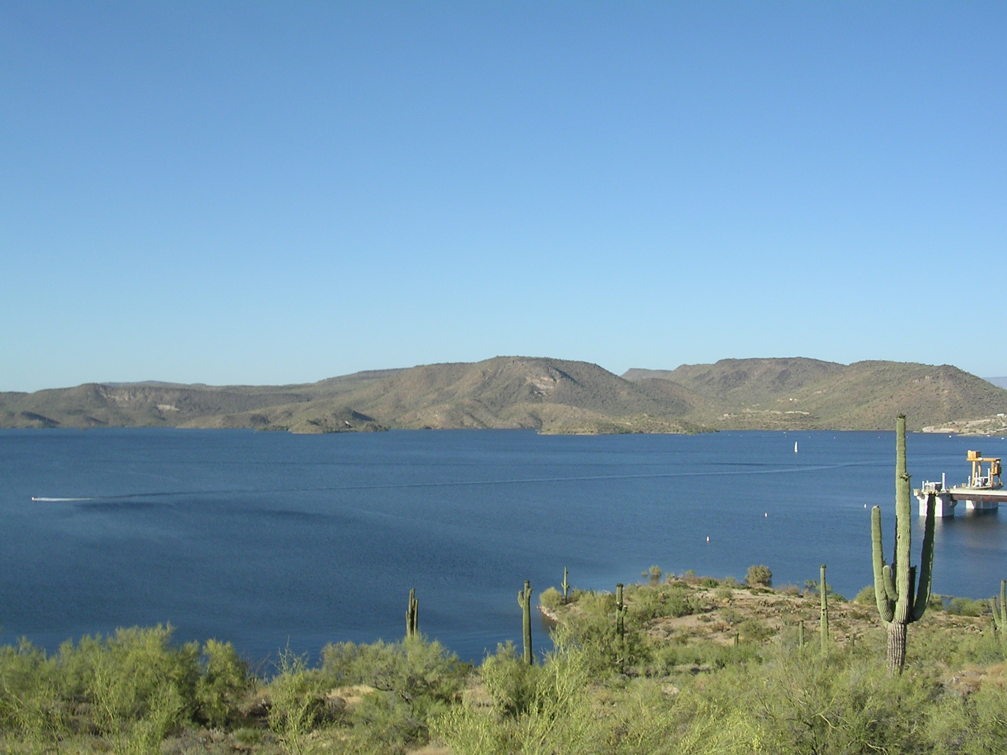 Google images for Fishing lakes in arizona