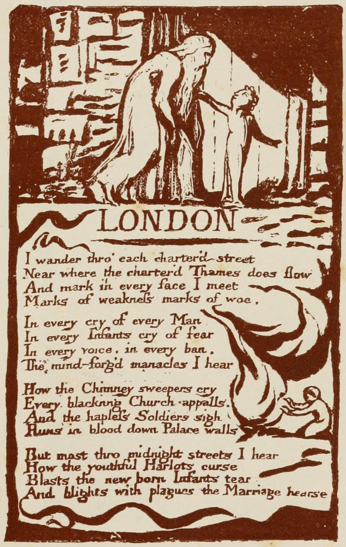 Blake london