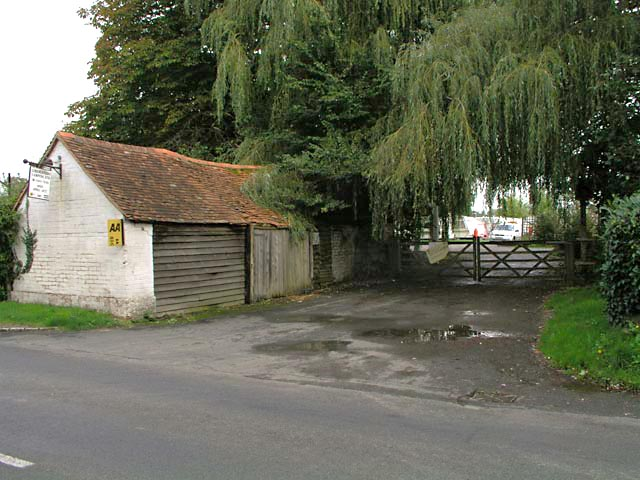 Limeburners Camping site - geograph.org.uk - 258730