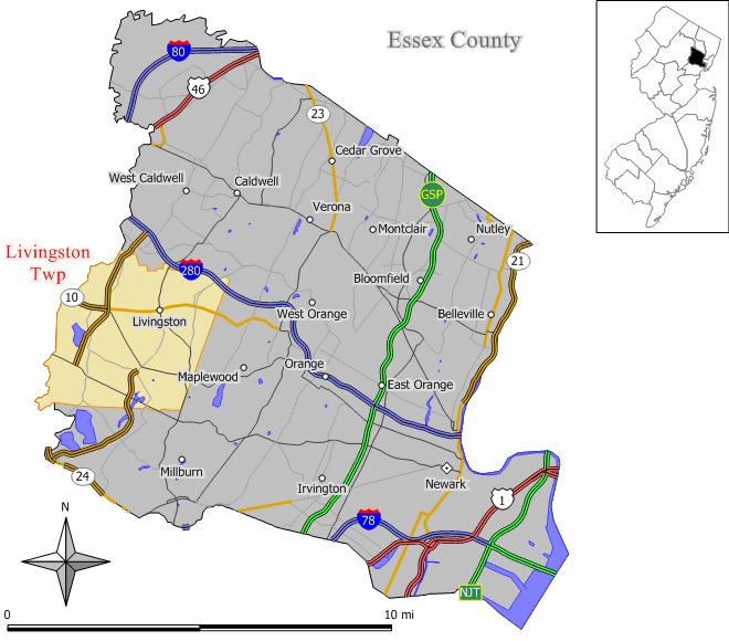 Livingston New Jersey Wikiwand