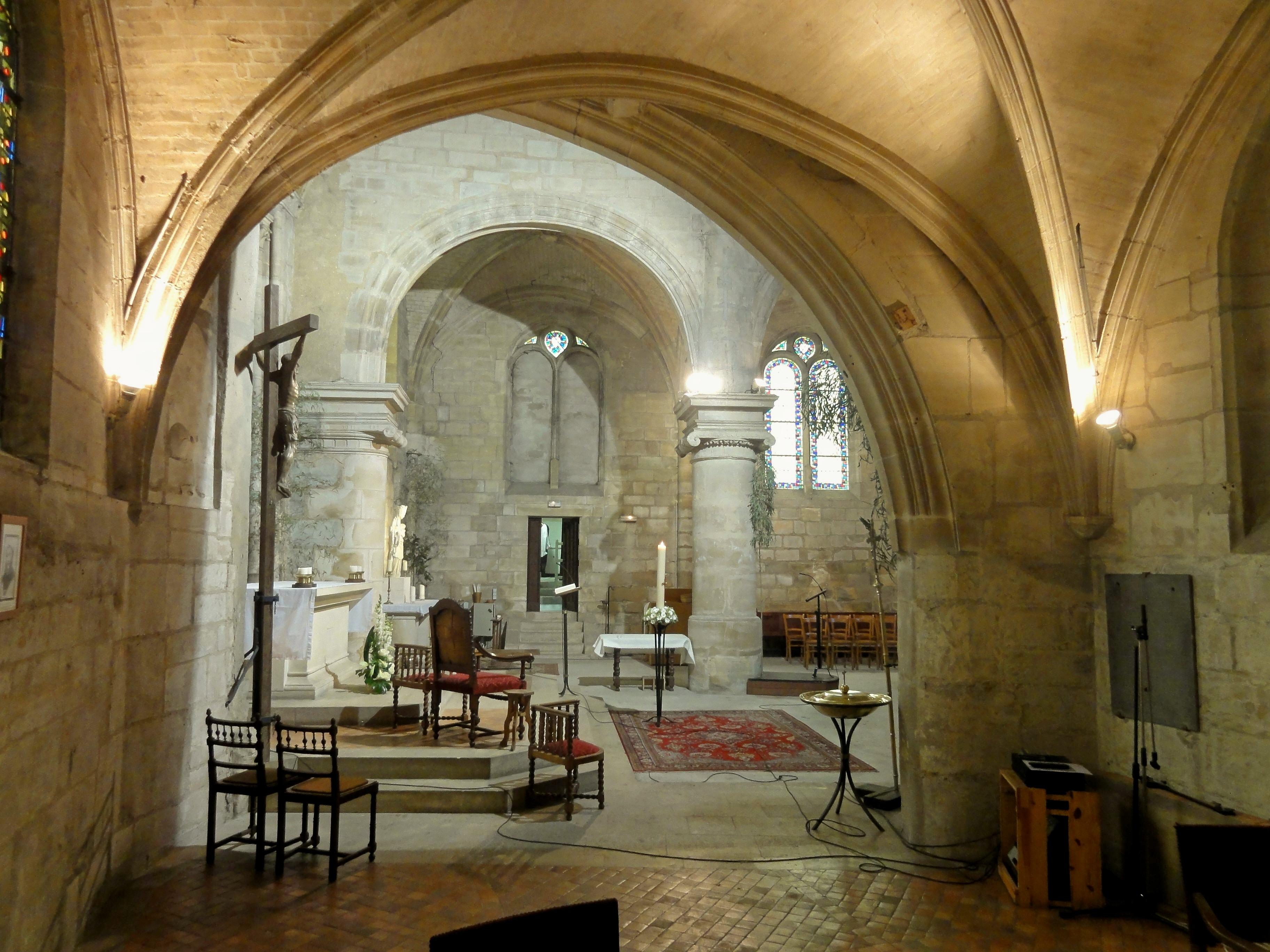 fichier m ry sur oise 95 glise st denis chapelle seigneuriale vue vers le ch. Black Bedroom Furniture Sets. Home Design Ideas
