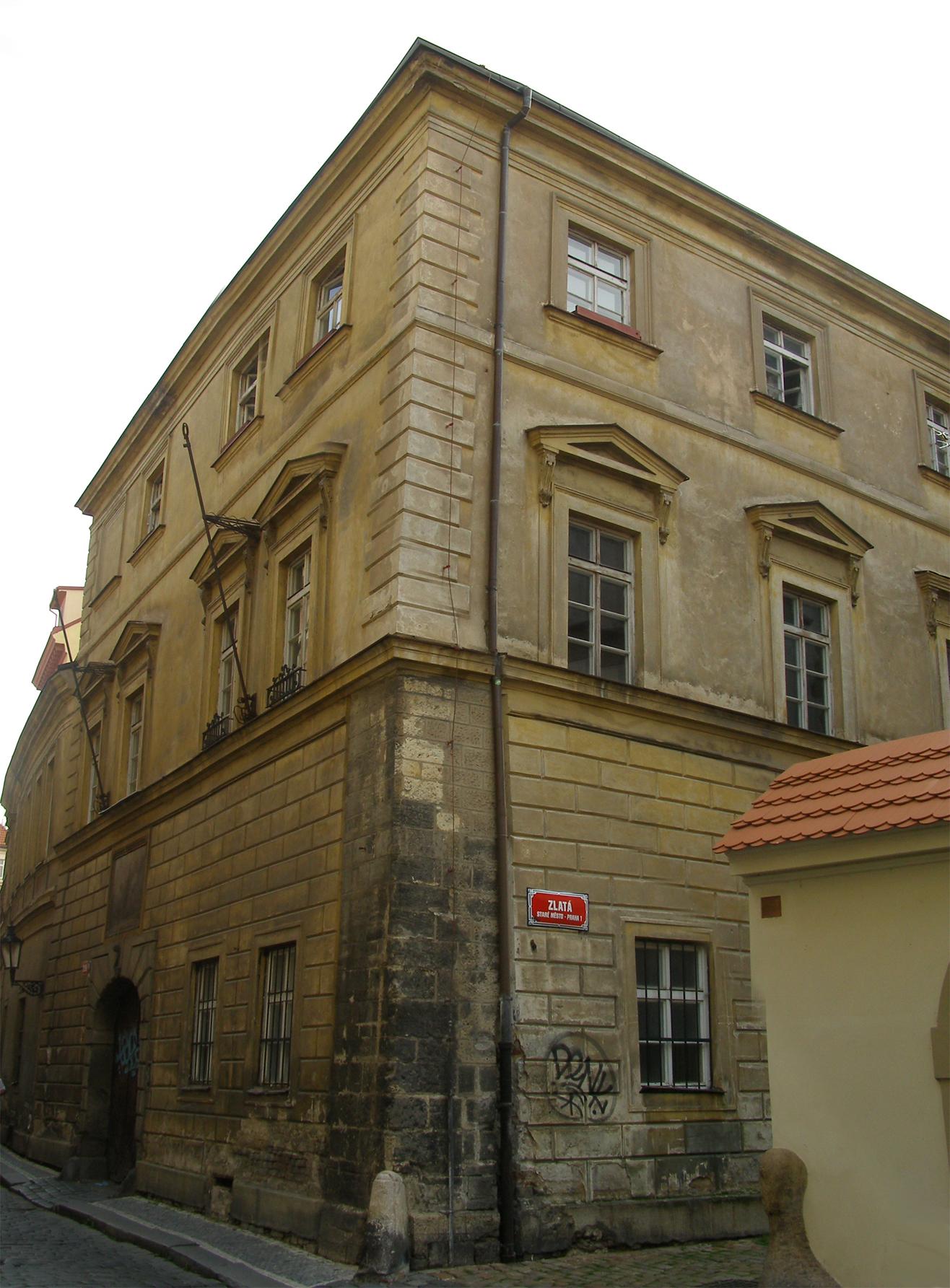 Datování starých domů