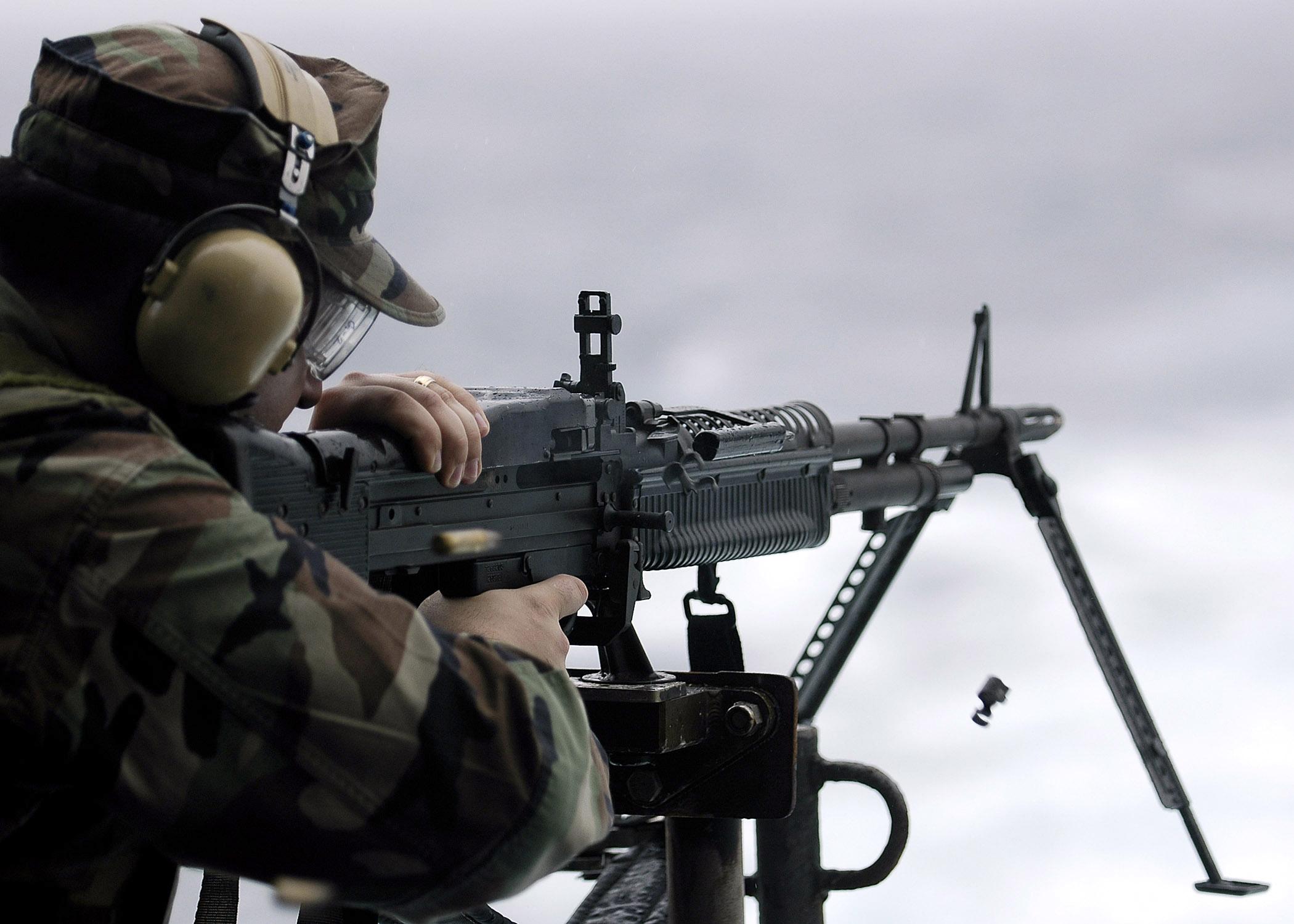 m60 machine gun - photo #40