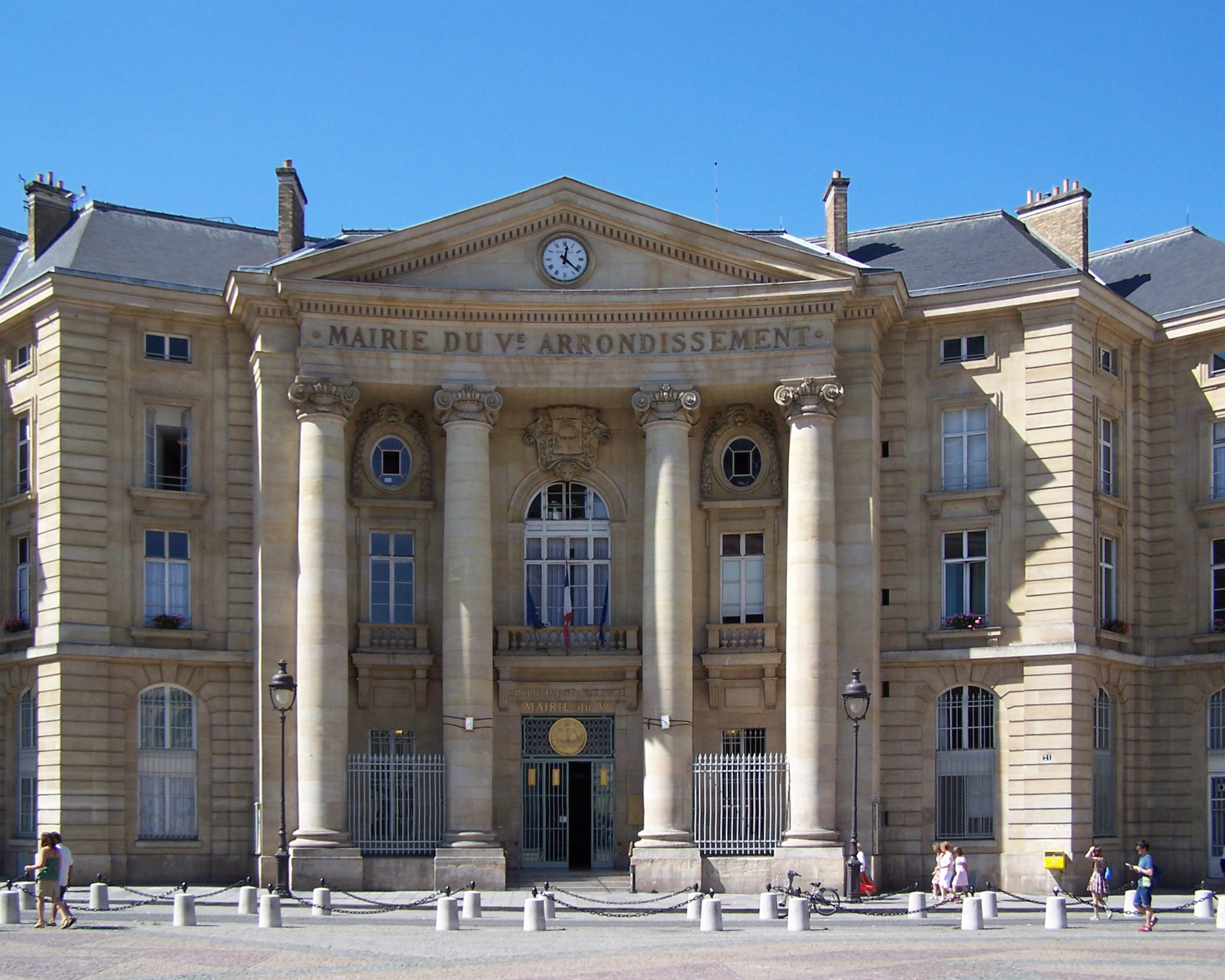 Mairie Paris 5