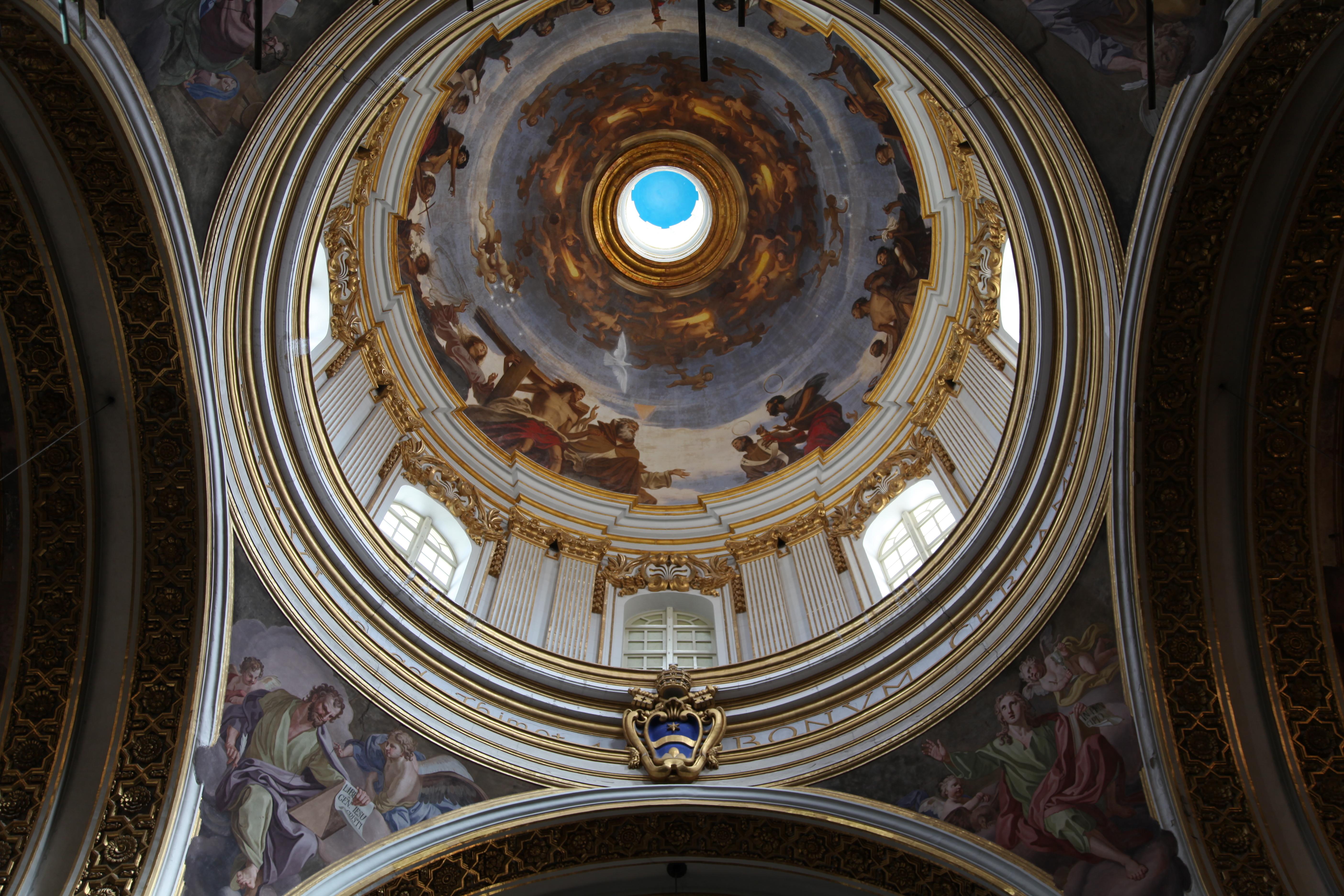 st pauls cathedral mdina - HD5616×3744