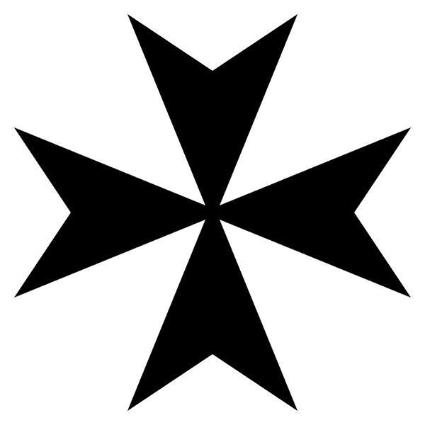 File:Maltese-Cross-Heraldry.png
