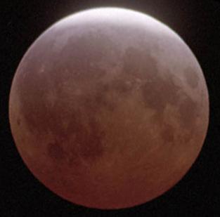 March 1997 lunar eclipse