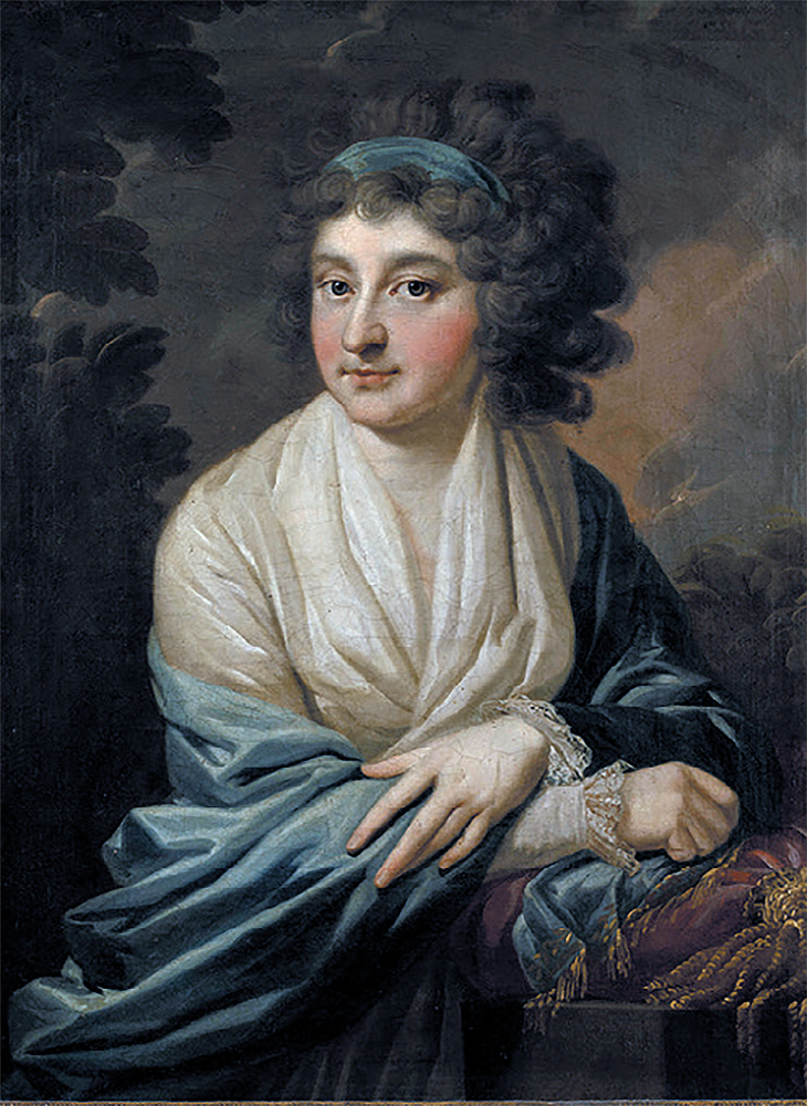 Maryja Viktoryja Marykoni (Radzivił). Марыя Вікторыя Марыконі (Радзівіл) (J. Lampi, 1790).jpg