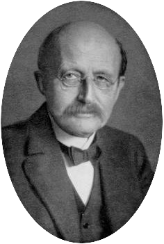 Max Planck. Imagen de University of Kansas Medical Center.