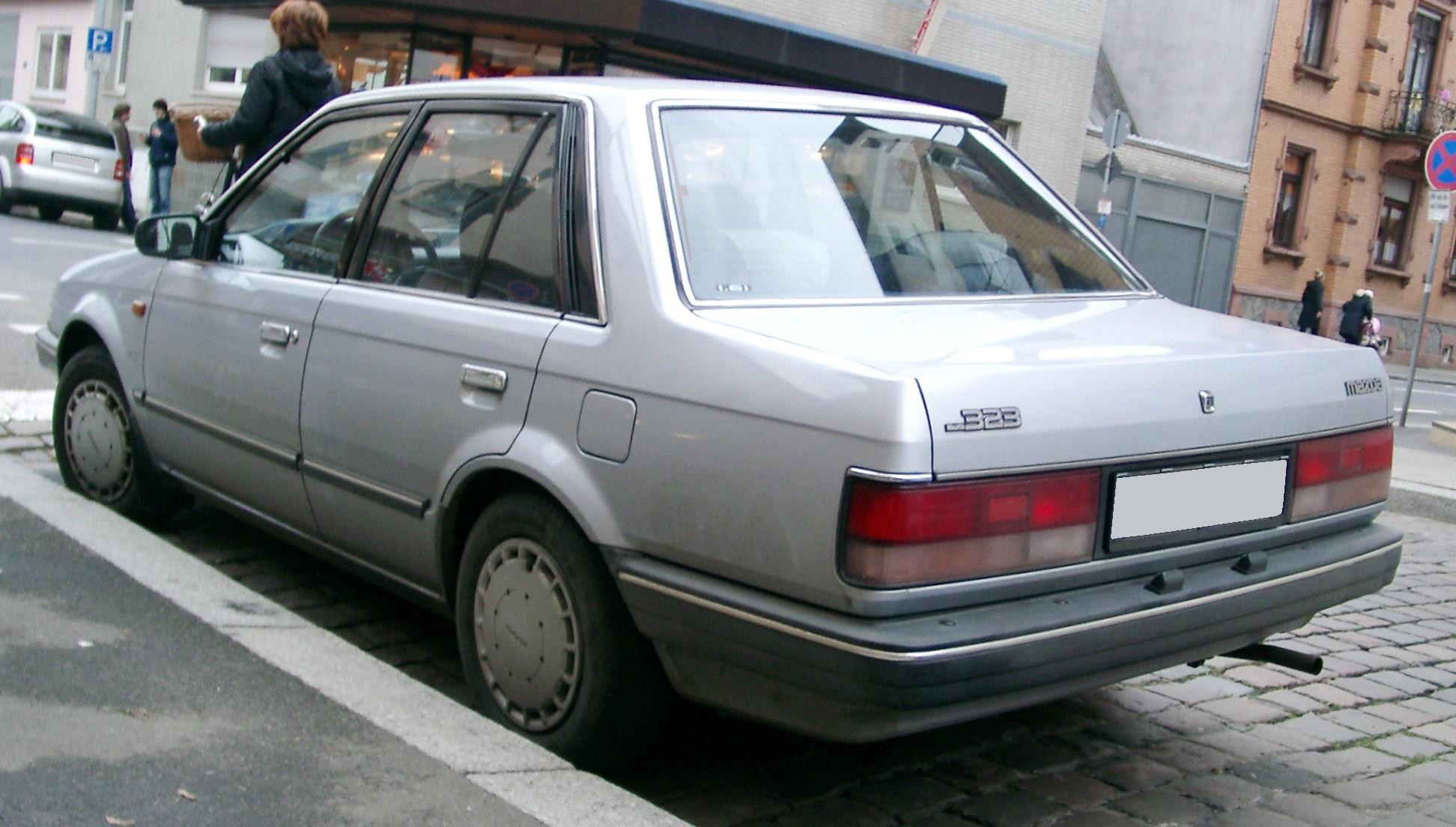 File:Mazda 323 rear 20071206.jpg