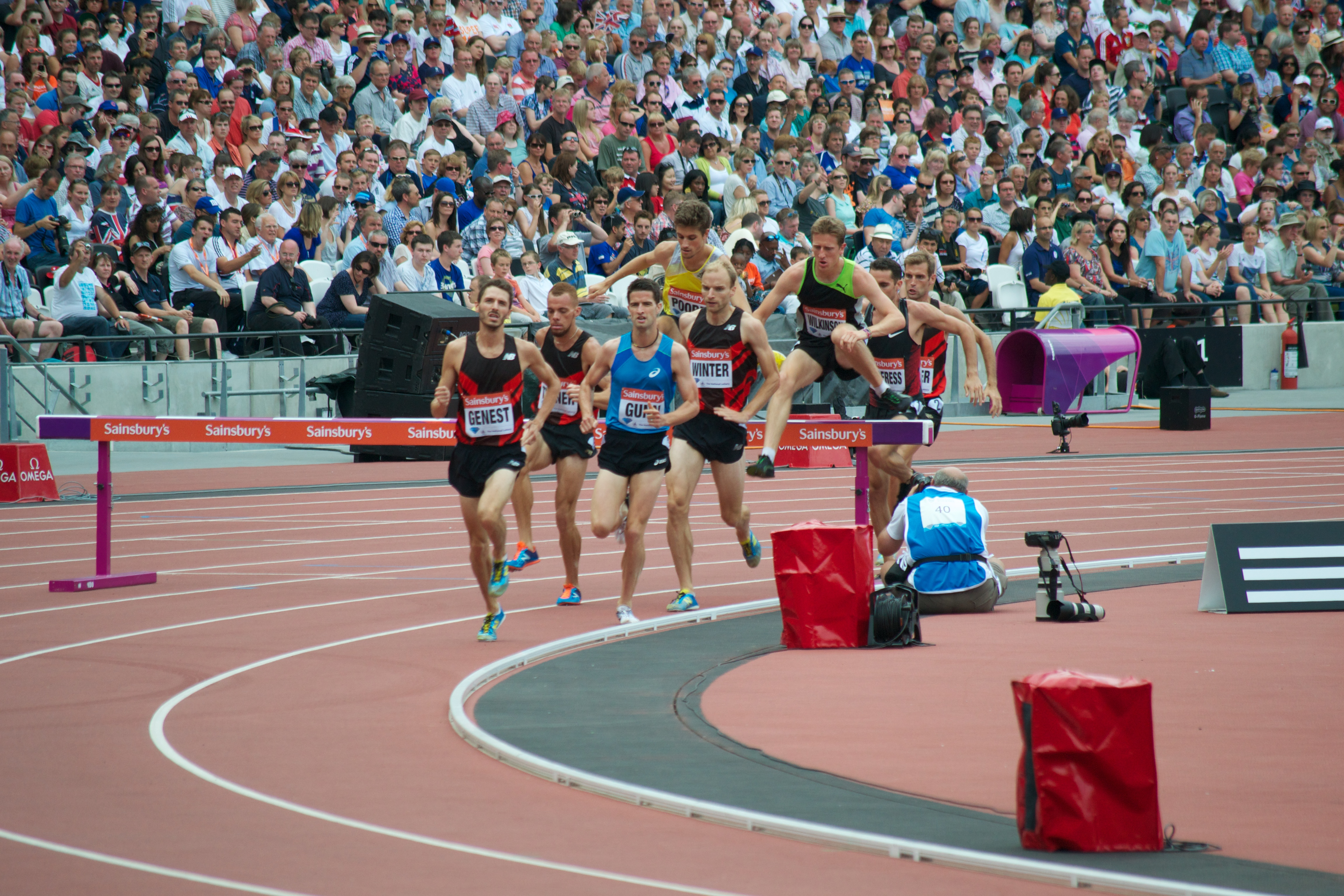 File:Men's 3000 Metres Steeplechase London 2013.jpg - Wikimedia ...