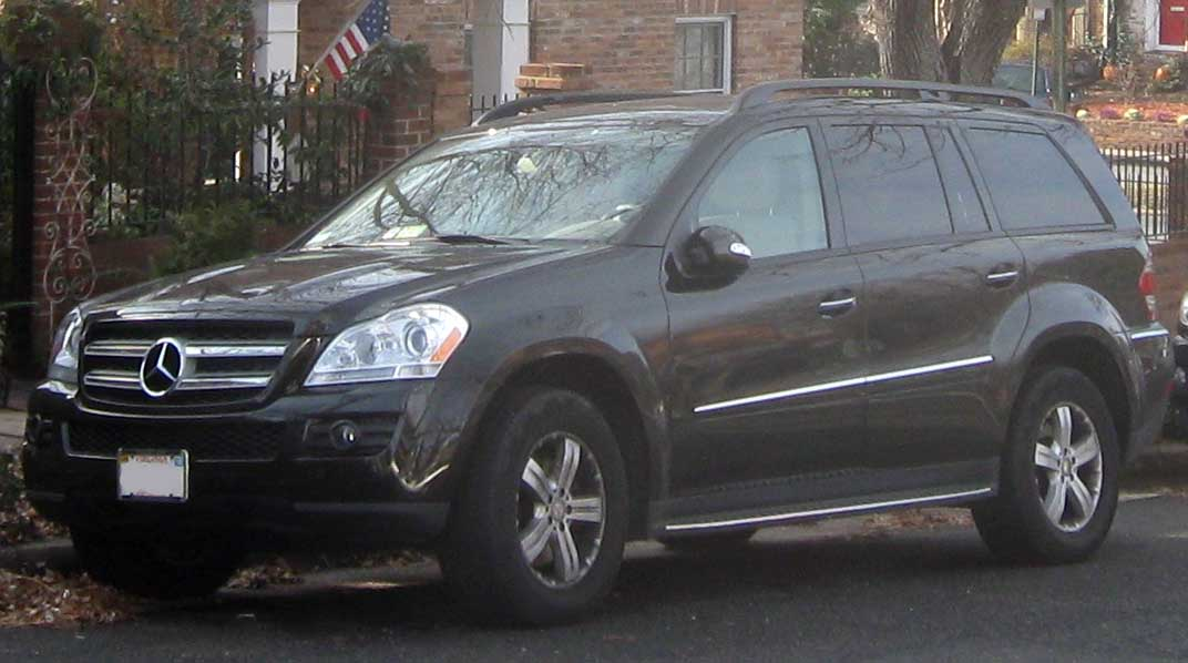 File Mercedes Benz Gl450 Jpg Wikimedia Commons